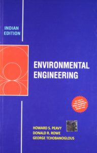 Environmental Engineering By Howard S. Peavy and Rowe