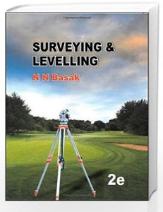 Surveying and Levelling By Basak