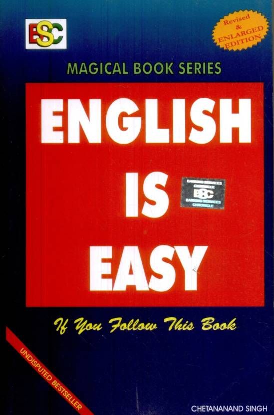 english is easy by chetananand singh pdf