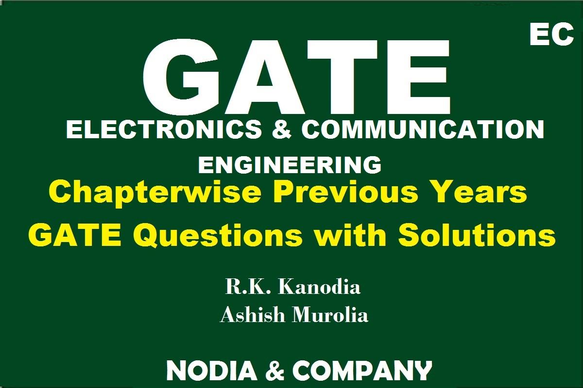 Gate pdf engineering ece mathematics for