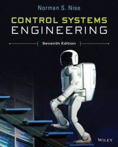 Control Systems Engineering By Norman S. Nise
