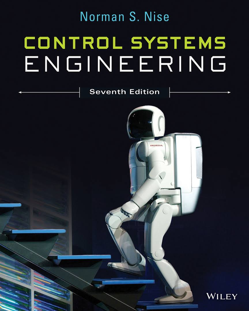 [PDF] Control Systems Engineering By Norman S. Nise Book Free Download –  EasyEngineering