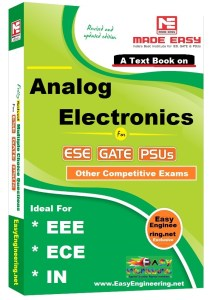 Analog Electronics Made Easy Study Materials for GATE IES PSUs