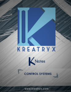 Control Systems Kreatryx Study Materials