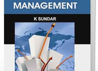 Principles of Management By K Sundar