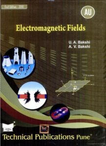 Electromagnetic Field Theory By A.V.Bakshi, U.A.Bakshi