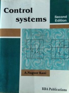 Principles Of Control Systems By Bakshi Pdf