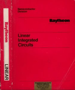 Linear Integrated Circuits By Raytheon