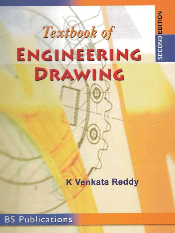 Textbook Of Engineering Drawing By K. Reddy Venkata