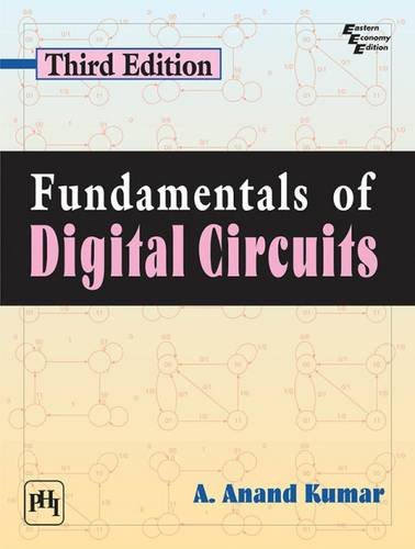 Fundamentals of Digital Circuits By A. Anand Kumar