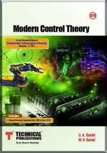 Modern Control Theory By U A Bakshi, M V Bakshi