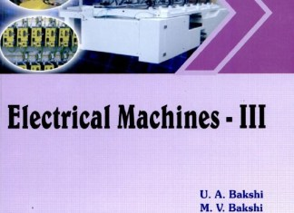 Electrical Machines- III By U.A.Bakshi, M.V.Bakshi