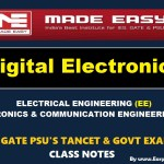 DIGITAL ELECTRONICSHandwritten Made Easy IES GATE PSU's TNPSC TRB TANCET SSC JE AE AEE& GOVT EXAMS Study Materials