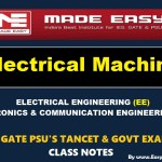 ELECTRICAL MACHINES Handwritten EasyEngineering Team IES GATE PSU's TNPSC TRB TANCET SSC JE AE AEE & GOVT EXAMS Study Materials