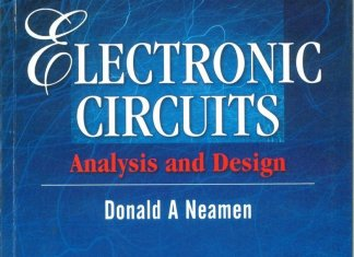 Electronic Circuits: Analysis and Design By Donald Neamen