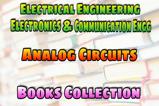 analog electronics books pdf free download