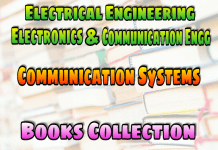 Communication Systems Books