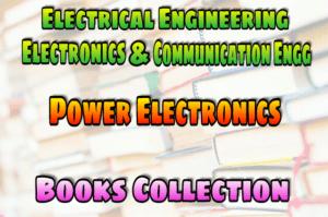 Pdf book electronics power