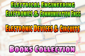 Electronic Devices & Circuits Books