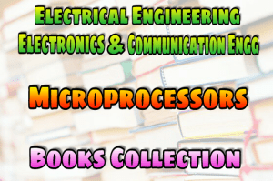 Microprocessors Books
