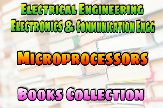 Pdf Microprocessors Books Collection Free Download Easyengineering