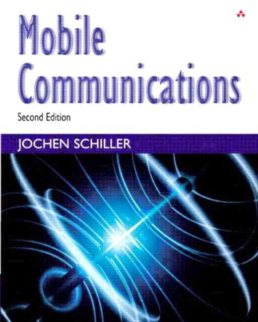 Mobile Communications By Jochen Schiller