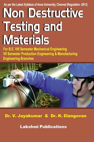 PDF] Non Destructive Testing Of Materials By Dr  V