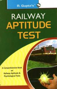 Railway Aptitude Test By RPH Editorial Board