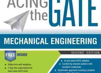 Wiley Acing the GATE: Mechanical Engineering By Ajay Kumar Tamrakar, Dineshkumar Harursampath