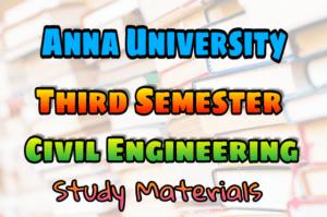 PDF] Anna University Civil Engineering Third Semester Books