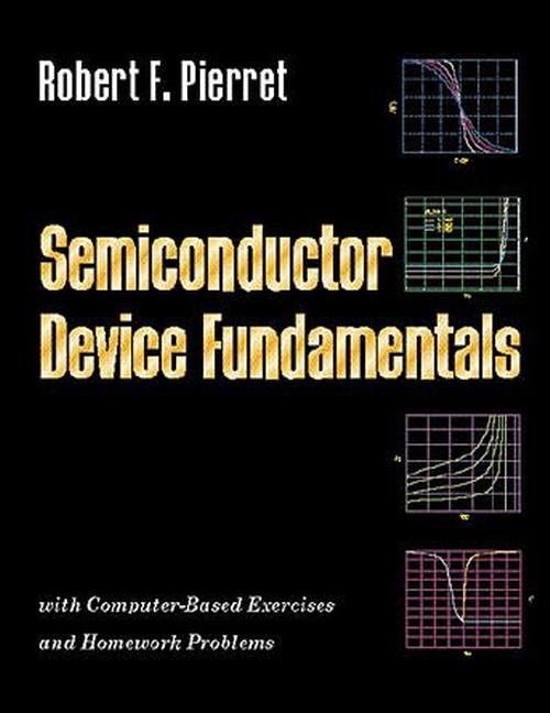 PDF] Semiconductor Device Fundamentals By Robert F  Pierret