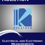 Electrical and Electronic Measurements Kuestion (Kreatryx Publications) Study Materials