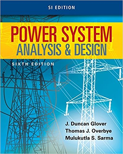 PDF] Power System Analysis and Design By J  Duncan Glover