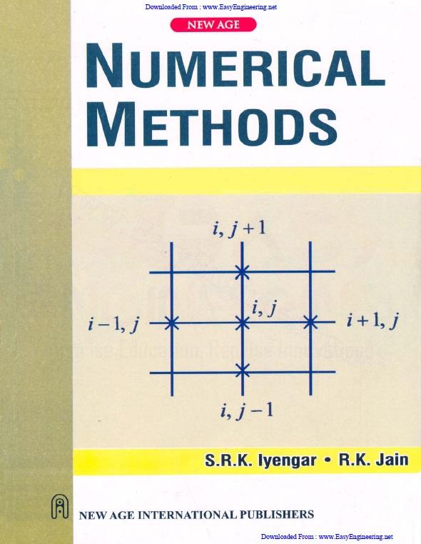 PDF] Numerical Methods By R  K  Jain, S  R  K  Iyengar Book