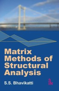 PDF] Matrix Methods of Structural Analysis By S S