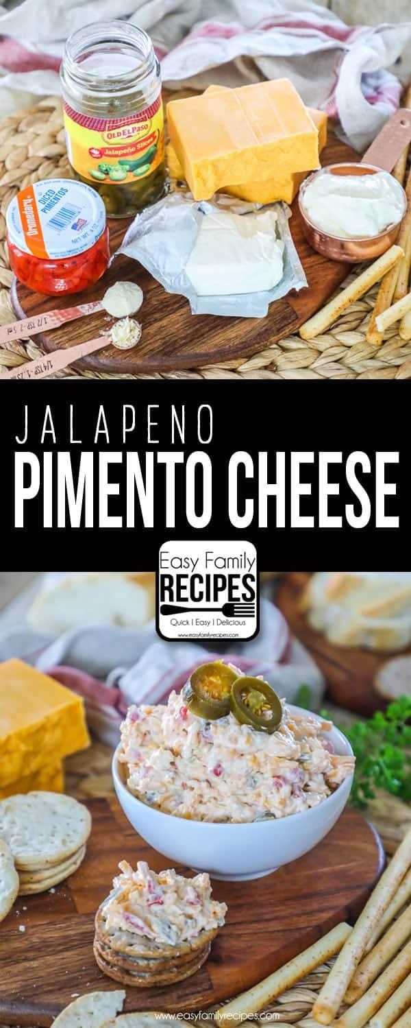 Spicy Pimento Cheese Recipe