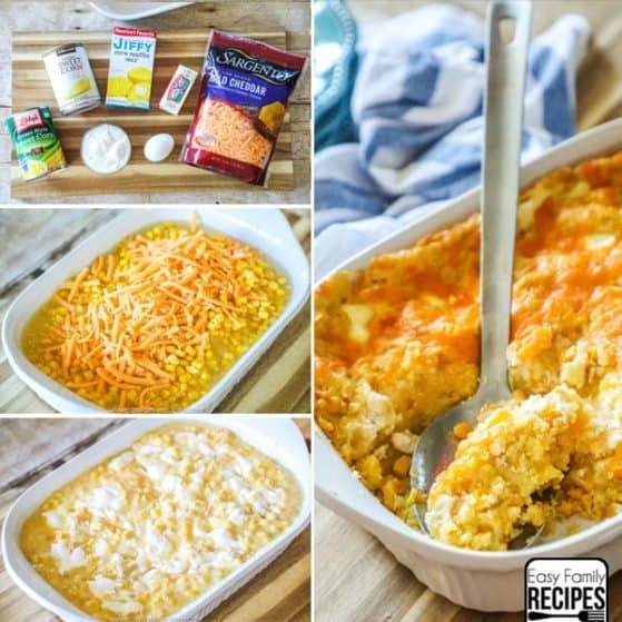 Jiffy Corn Casserole Recipe