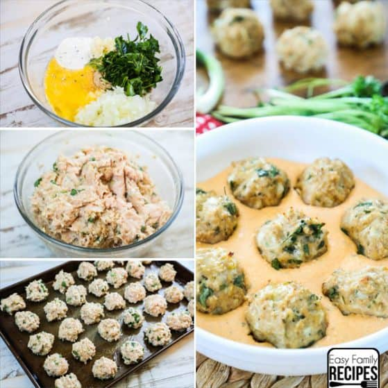 Best Chicken Meatballs