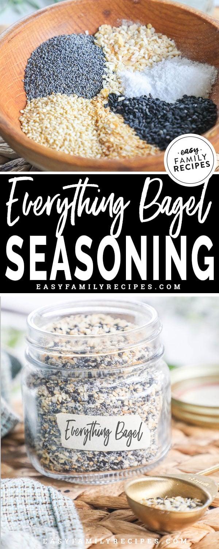 seasonings in everything bagel seasoning