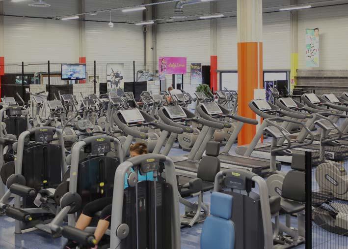 salle de sport fitness musculation