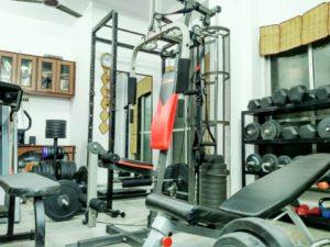 How to build a home gym easyfitnessidea