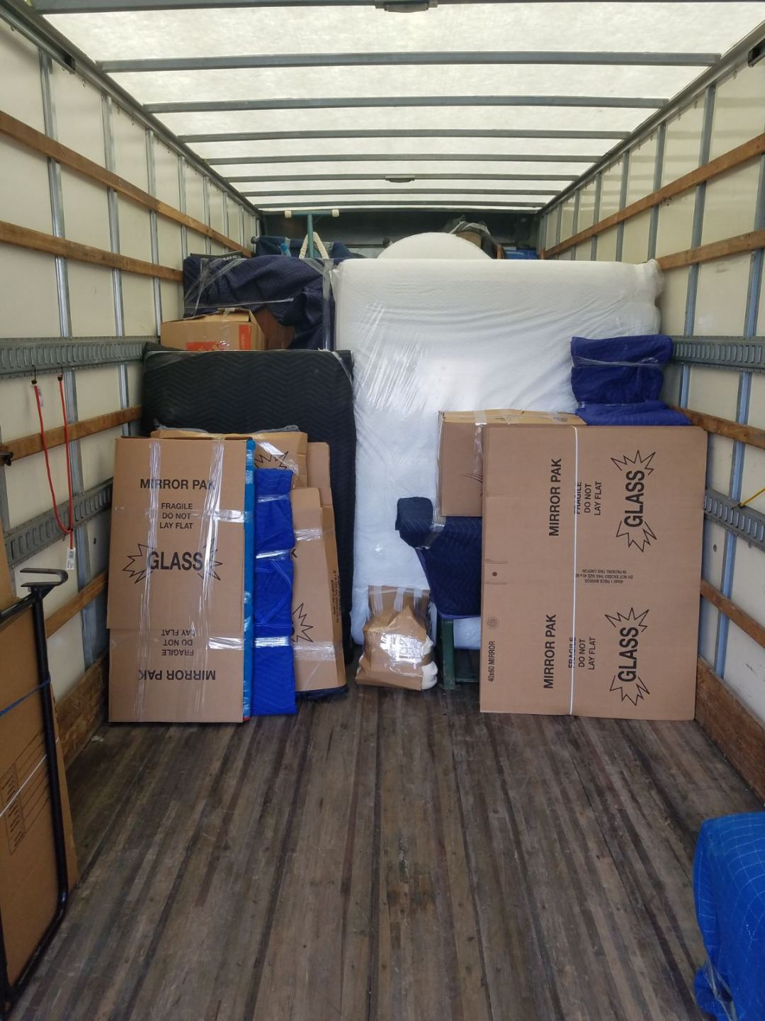 Packing Loading Truck Easy Florida Moving