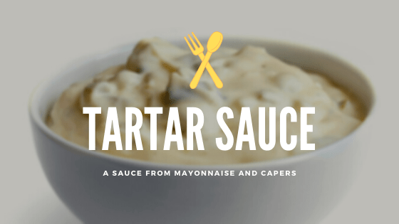 Tartar Sauce Recipe