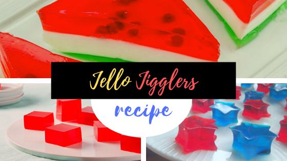 Jello Jigglers