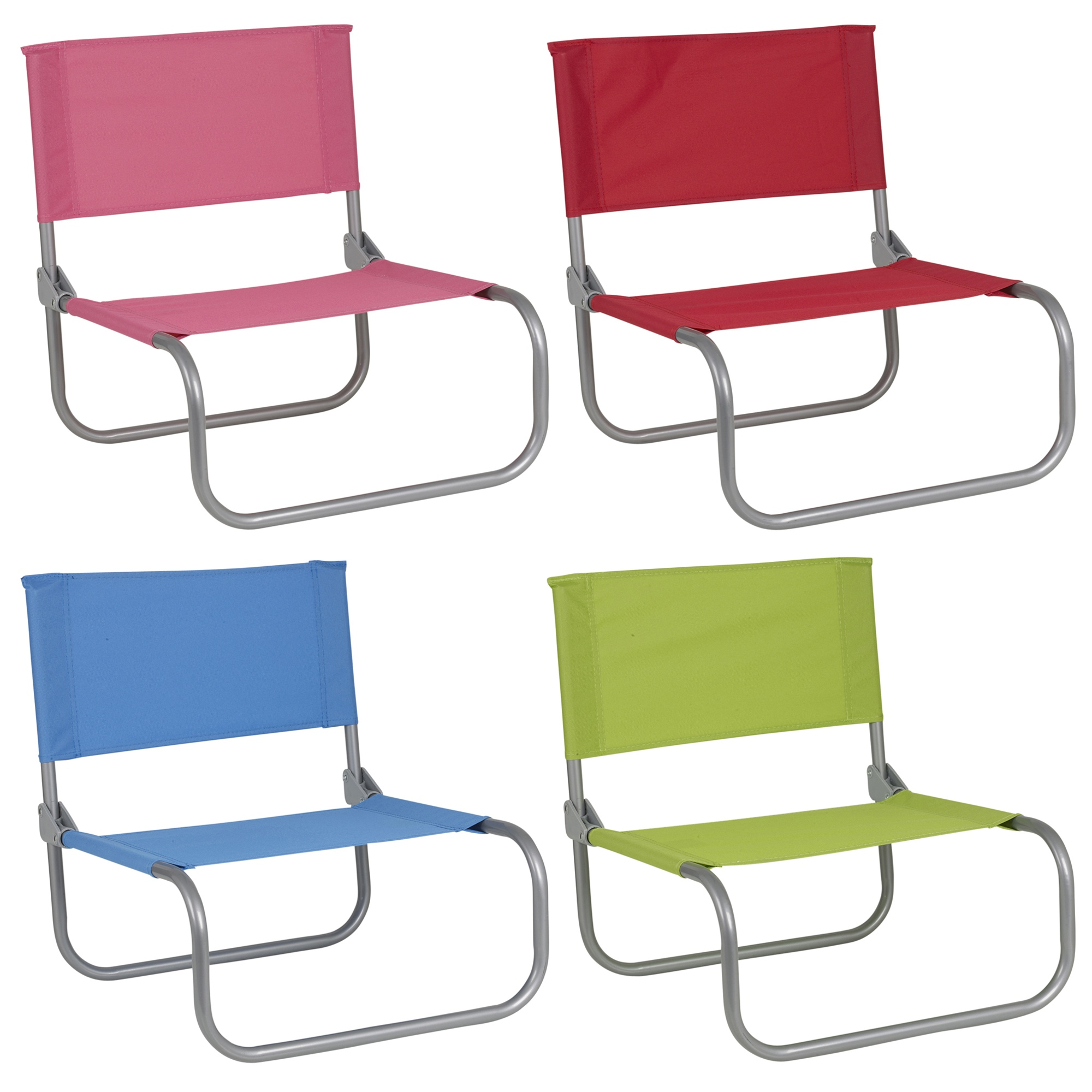 Beach Folding Chairs Details About Portable Folding Low Beach Chairs Coloured Garden Picnic Deck Pool Chair Outdoor