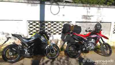 mae hong son loop bikes
