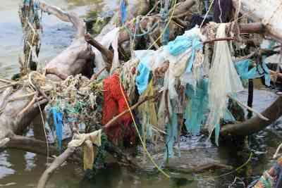 plastik-verschmutzung