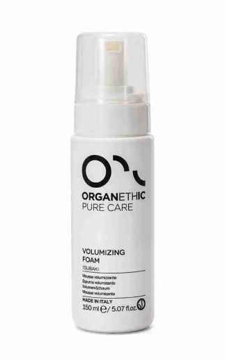 Organethic Pure Care Volumising Hair Styling Foam