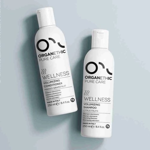Organethic Pure Care Wellness line