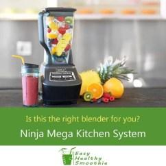 Ninja Mega Kitchen System Bl770 Reviews Storage Organizers Blender Review